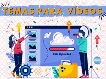 Temas para gravar vídeos: 10 ideias para criar vídeos para o seu negócio