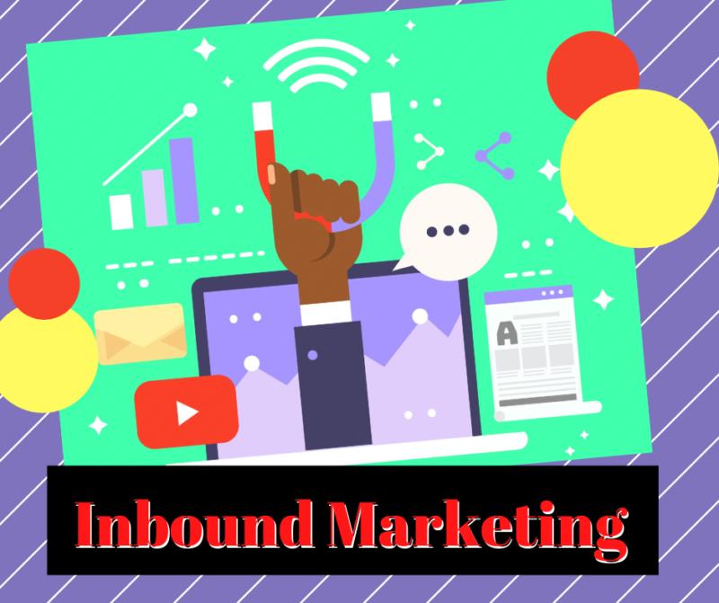 Inbound marketing : Tudo sobre marketing de atração para o seu negócio.